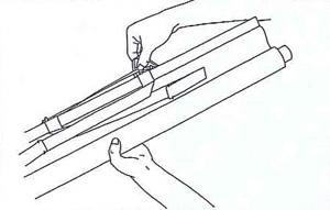 掛軸の掛け方03